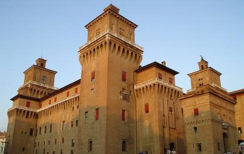 Emilia-Romagna:  イタリア:      Ferrara