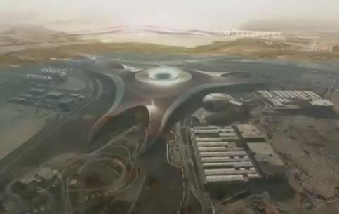 Abu Dhabi:  アラブ首長国連邦:      フェラーリ・ワールド
