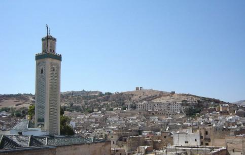 Марокко:      Фес