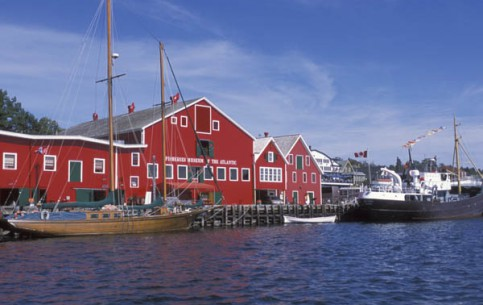 Lunenburg:  Nova Scotia:  カナダ:  