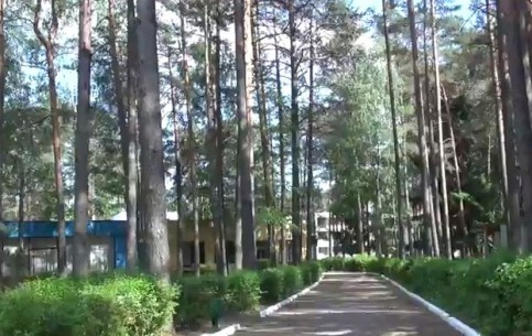 Брест:  Беларусь:      База отдыха Лесное озеро