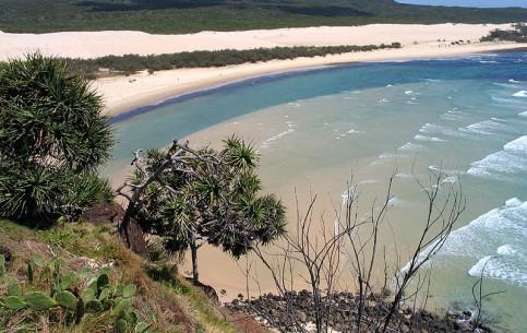 オーストラリア:      フレーザー島
