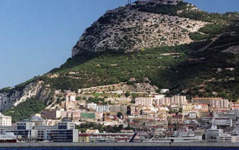 英国:      Gibraltar