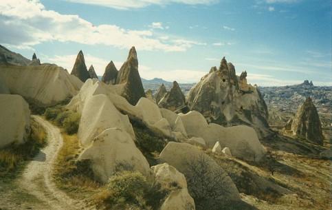 تركيا:  Cappadocia:      Göreme National Park