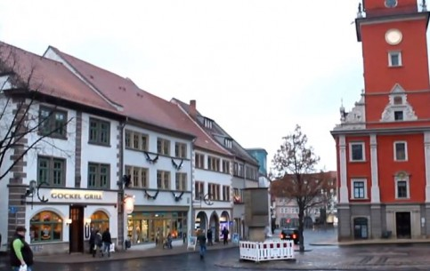 Thuringia:  ドイツ:      Gotha