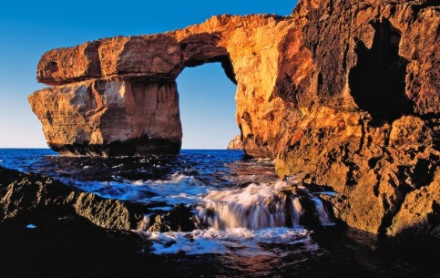Gozo Island:  マルタ:      ゴゾ島