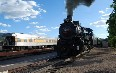 Grand Canyon Railway Steam 写真