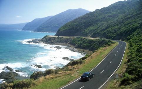 オーストラリア:      Great Ocean Road