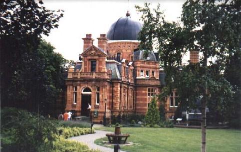 ロンドン:  グレートブリテン島:      Greenwich