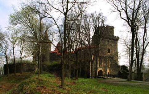 Wrocław:  波兰:      Grodziec castle