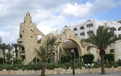 チュニジア:      Hammamet