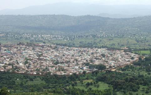 埃塞俄比亚:      哈勒尔