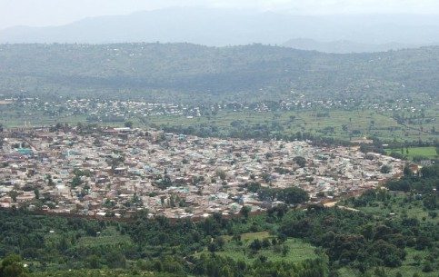 Ethiopia:      Harar