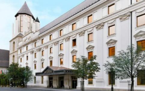 Budapest:  Hungary:      Hilton Budapest hotel