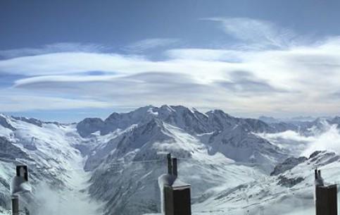 奥地利:      Hintertux Glacier