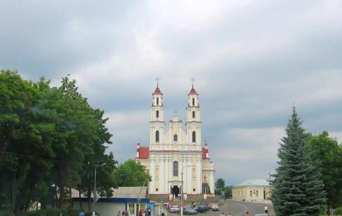 ヴィーツェプスク:  ベラルーシ:      Hlybokaye