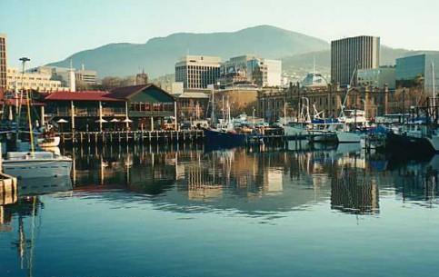 オーストラリア:      Hobart