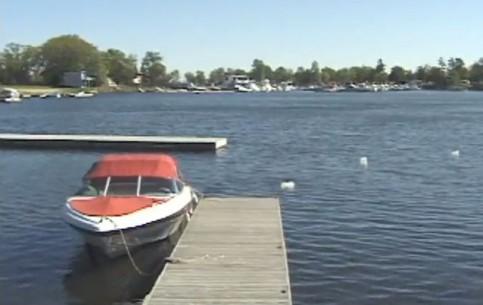 Ontario:  Thousand Islands:  Canada:      Honey Harbor