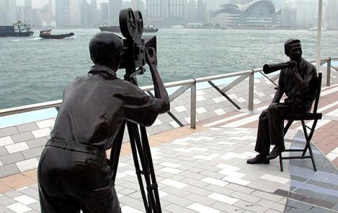 Гонконг:  Китай:      Аллея звезд