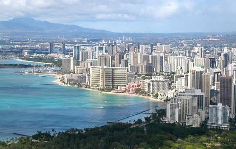 Hawaii:  United States:      Honolulu