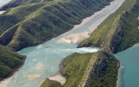 金伯利 (西澳):  澳大利亚:      Horisontal Falls