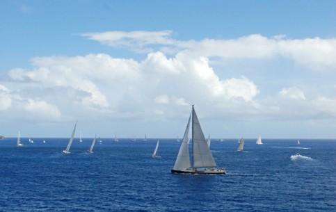 Azores Island:  ポルトガル:      Horta Sailing