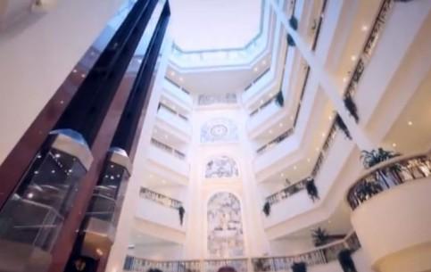 Minsk:  Belarus:      Hotel Europe