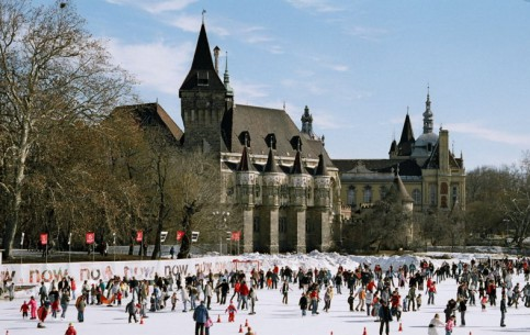 Budapest:  Hungary:  