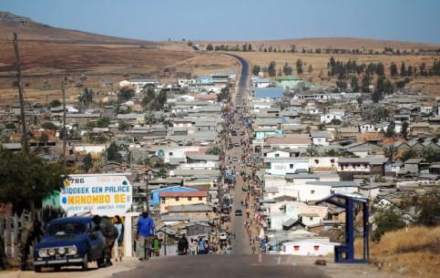 Madagascar:      Ilakaka