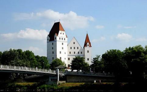 Bavaria:  Germany:      Ingolstadt