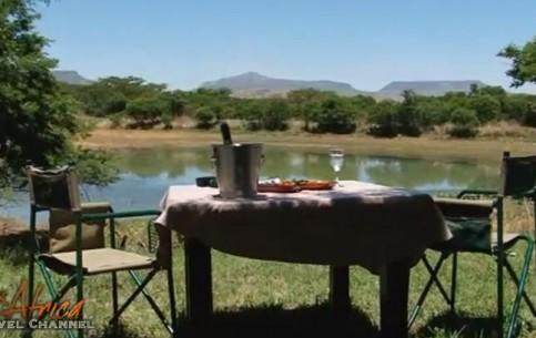 Данди:  Квазулу-Натал:  Южная Африка:      База отдыха Ингадлен Лодж