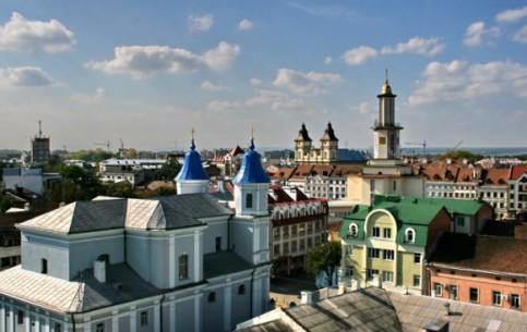 Украина:      Ивано-Франковск
