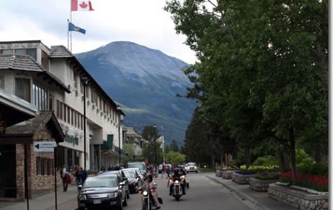 Alberta:  カナダ:      Jasper