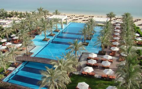 Dubai:  United Arab Emirates:      Jumeirah Zabeel Saray