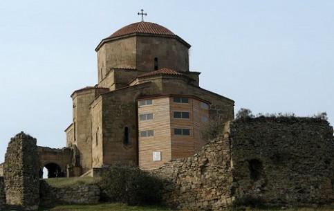 Mtskheta:  トビリシ:  ジョージア:      Jvari monastery