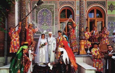 Uzbekistan:      Kalym. Customs and rites of Uzbekistan