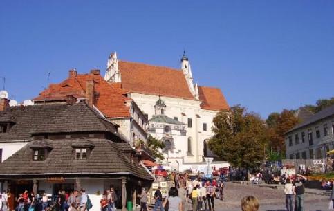Польша:      Казимеж-Дольны