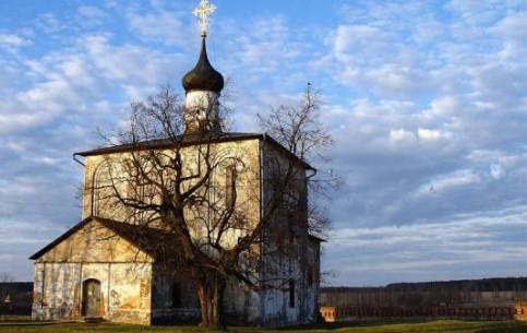 Vladimirskaya Oblast':  Russia:      Kideksha