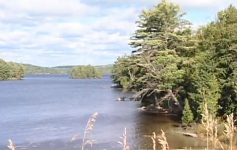 Онтарио:  Канада:      Провинциальній парк Килбер