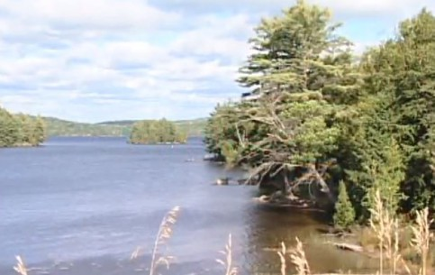 Ontario:  Canada:      Killbear Provincial Park