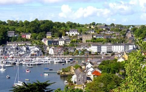 Корк:  Ирландия:      Кинсейл
