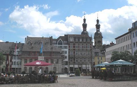 Rhineland-Palatinate:  ドイツ:      コブレンツ