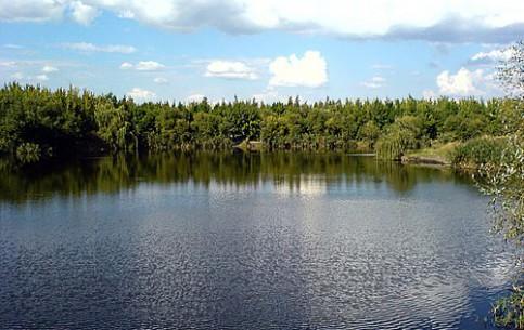 Zaporizhia:  Ukraine:      Konka River