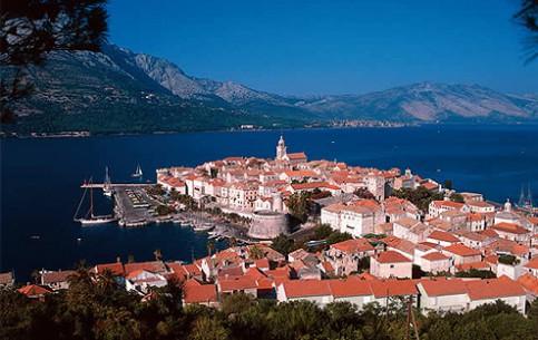Хорватия:      Корчула