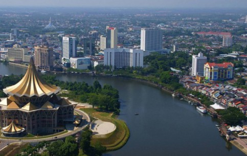 Images Kuching city