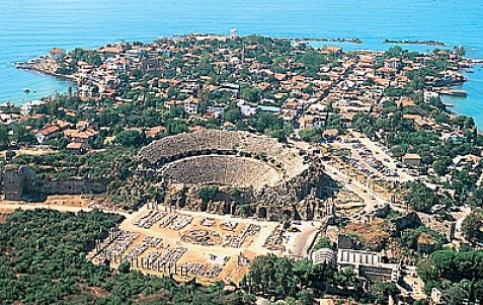 Turkey:      Kusadasi