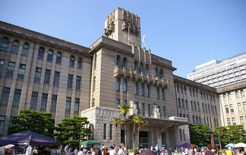 日本:      京都市