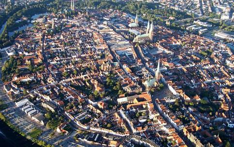 Hamburg:  ドイツ:      リューベック