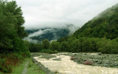 фото грузии зимой