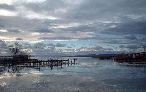 オーストリア:      ノイジードル湖